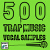 Thumbnail Trap Music vocal Samples