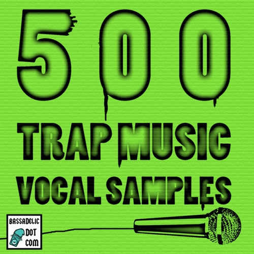 Pay for Trap Music vocal Samples