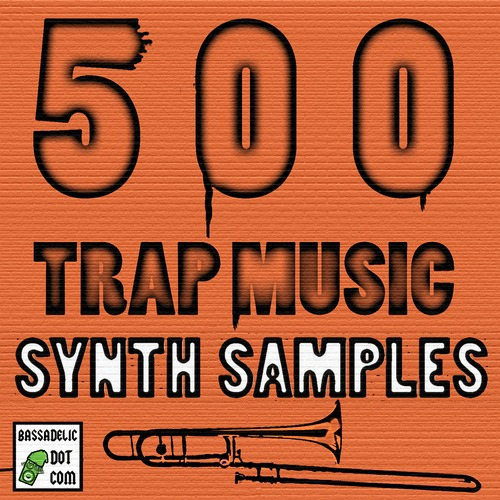 Pay for 500 Trap Music Synth Instrument Samples