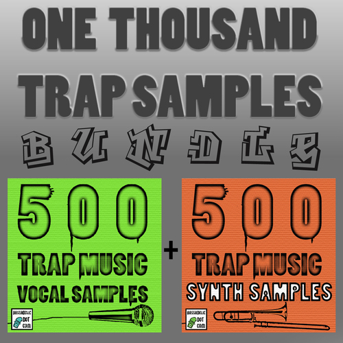 Pay for 1000 Trap Samples Bundle