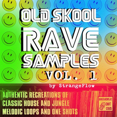 Pay for Old Skool Rave Samples (VOL 1)