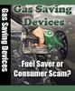 Thumbnail Gas Saving Devices - Fuel Savers