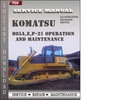 Thumbnail Komatsu D85A,E,P-21 Operation and Maintenance Manual Download