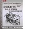 Thumbnail Komatsu 140-3 Series Diesel Engine Factory Service Repair Manual Download