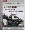 Thumbnail KOMATSU 102 Series Diesel Engine Factory Service Repair Manual Download