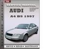 Thumbnail Audi A4 B5 1997 Factory Service Repair Manual Download