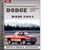 Thumbnail Dodge Ram 2001 Factory Service Repair Manual Download