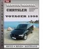 Thumbnail Chrysler Voyager 1998 Factory Service Repair Manual Download
