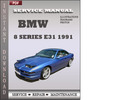 Thumbnail BMW 8 Series e31 1991 Factory Service Repair Manual Download
