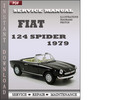 Thumbnail Fiat 124 Spider 1979 Factory Service Repair Manual Download