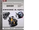 Thumbnail Isuzu Diesel Engine A-4JG1 Factory Service Repair Manual Download