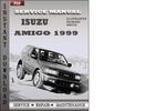 Thumbnail Isuzu Amigo 1999 Factory Service Repair Manual Download