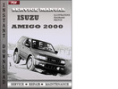 Thumbnail Isuzu Amigo 2000 Factory Service Repair Manual Download