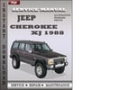 Thumbnail Jeep Cherokee XJ 1988 Factory Service Repair Manual Download