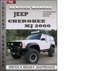 Thumbnail Jeep Cherokee XJ 2000 Factory Service Repair Manual Download