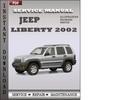 Thumbnail Jeep Liberty 2002 Factory Service Repair Repair Manual Download