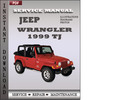 Thumbnail Jeep Wrangler 1999 Tj Factory Service Repair Manual Download