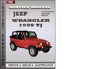 Thumbnail Jeep Wrangler 1999 Tj Factory Service Repair Manual Download