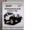 Thumbnail Jeep Wrangler Tj 2003 Factory Service Repair Manual Download