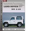 Thumbnail Land Rover 90 110 Factory Service Repair Manual Download