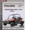 Thumbnail Polaris Ranger XP 700 4x4 Factory Service Repair Manual Download