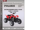 Thumbnail Polaris Scrambler 500 4x4 2009 Factory Service Repair Manual Download