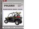 Thumbnail Polaris Ranger RZR 2008 Factory Service Repair Manual Download