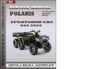 Thumbnail Polaris Sportsman 6x6 800 2009 Factory Service Repair Manual Download