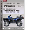 Thumbnail Polaris Sportsman Xplorer 800 x2 EFI 2007 Factory Service Repair Manual Download