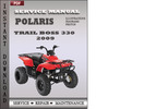 Thumbnail Polaris Trail Boss 330 Trail Blazer 330 2009 Factory Service Repair Manual Download