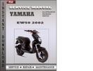 Thumbnail Yamaha EW50 2002 Factory Service Repair Manual Download
