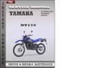 Thumbnail Yamaha DT175 1992 Factory Service Repair Manual Download