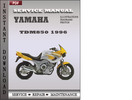 Thumbnail Yamaha TDM850 1996 Factory Service Repair Manual Download