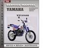 Thumbnail Yamaha TT350S Factory Service Repair Manual Download