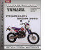 Thumbnail Yamaha TTR250L TR250 2003 Factory Service Repair Manual Download