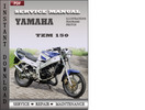 Thumbnail Yamaha TZM 150 Factory Service Repair Manual Download