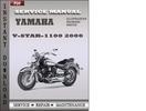 Thumbnail Yamaha V-Star-1100 2006 Factory Service Repair Manual Download