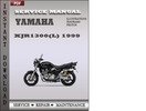 Thumbnail Yamaha XJR1300(L) 1999 Factory Service Repair Manual Download