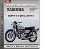 Thumbnail Yamaha XS650 Factory Service Repair Manual Download