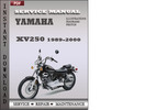 Thumbnail Yamaha XV250 1989-2000 Factory Service Repair Manual Download