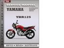 Thumbnail Yamaha YBR125 Factory Service Repair Manual Download
