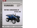 Thumbnail Yamaha YFM Grizzly 700 FI Factory Service Repair Manual Download