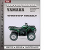 Thumbnail Yamaha YFM660FP Grizzly Factory Service Repair Manual Download