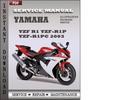 Thumbnail Yamaha Yzf R1 Yzf-r1p Yzf-r1pc 2003 Factory Service Repair Manul Download