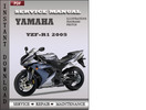 Thumbnail Yamaha YZF-R1 2005 Factory Service Repair Manual Download