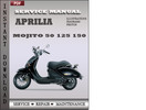 Thumbnail Aprilia Mojito 50 125 150 Factory Service Repair Manual Download