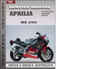 Thumbnail Aprilia RS 250 Factory Service Repair Manual Download