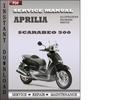 Thumbnail Aprilia Scarabeo 500 Factory Service Repair Manual Download