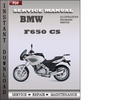 Thumbnail BMW F 650 GS Factory Service Repair Manual Download