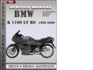 Thumbnail BMW K 1100 LT RS 1999 2000 Factory Service Repair Manual Download